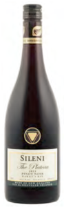 Sileni The Plateau Pinot Noir 2012 Bottle