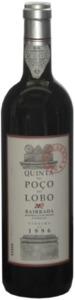 Beiras Cabernet Sauvignon Reserva   Poco Do Lobo 1996 Bottle
