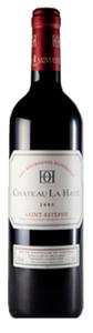 Château La Haye 2009, Ac St Estèphe Bottle