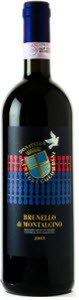 Donatella Cinelli Colombini Brunello Di Montalcino 2007 Bottle