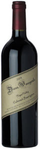 Dunn Cabernet Sauvignon 2009, Napa Valley Bottle