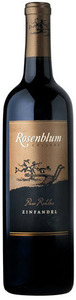 Rosenblum Zinfandel 2010, Paso Robles Bottle