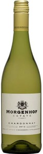 Morgenhof Estate Chardonnay 2012, Wo Stellenbosch Bottle
