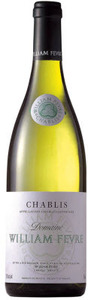 William Fèvre Chablis 2011, Ac Bottle