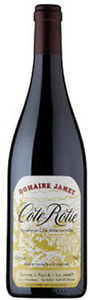 Domaine Jamet Cote Rotie 2008 Bottle