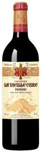 Château La Vieille Cure 2010, Ac Fronsac Bottle
