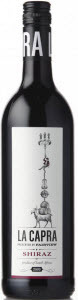 La Capra Shiraz 2010, Coastal Region Bottle