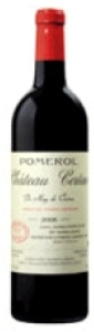 Château Certan De May 2010, Ac Pomerol Bottle
