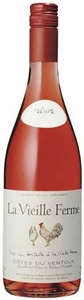 La Vieille Ferme Cotes Du Ventoux Rose 2012, Rhone Valley Bottle