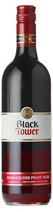 Black Tower Dornfelder Pinot Noir 2011, Qualitatswein Pfalz Bottle