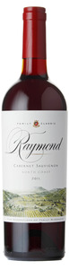 Raymond Family Classic Cabernet Sauvignon 2011, North Coast Bottle
