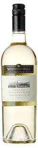 Mission Hill Sauvignon Blanc Rsv 2012, BC VQA Okanagan Valley Bottle