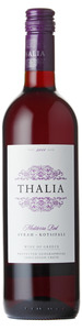 Thalia Mediterra Red Syrah Kotsifali 2010 Bottle