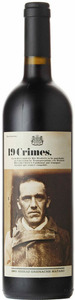 19 Crimes Shiraz Grenache Mataro 2012, Victoria, Australia Bottle