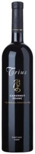 Trius Cabernet Franc 2012, Niagara Peninsula Bottle
