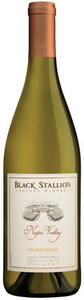 Black Stallion Estate Chardonnay 2010, Napa Valley Bottle