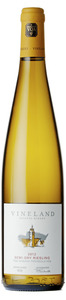 Vineland Estates Riesling Semi Dry VQA 2012, Niagara Peninsula Bottle