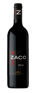 Viña Zaco Tempranillo 2010, Doca Rioja Bottle