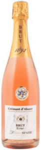 Charles Sparr Cuvée Renaissance Brut Rosé Crémant D'alsace, Ac Bottle
