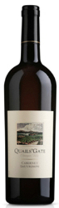 Quails' Gate Cabernet Sauvignon 2011, Okanagan Valley Bottle