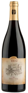 Vieni Pinot Noir 2012, VQA Vinemount Ridge Bottle