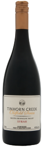 Tinhorn Creek Oldfield Series Syrah 2010, VQA Okanagan Valley Bottle