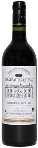 Château Brandeau 2010, Ac Castillon Côtes De Bordeaux Bottle