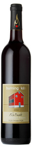 Burning Kiln Cab Frank 2012, Ontario VQA Bottle