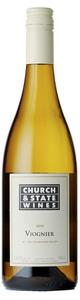 Church & State Viognier 2012, BC VQA Okanagan Valley Bottle