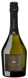 De Chanceny Excellence Brut Vouvray 2010, Ac Bottle