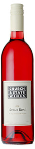 Church & State Syrah Rose 2012, VQA Okanagan Valley Bottle