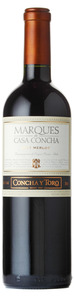 Concha Y Toro Marques De Casa Concha Merlot 2010, Peumo Vineyards, Rapel Valley Bottle