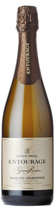 Jackson Triggs Entourage Grand Reserve Sparkling Chardonnay 2009, Okanagan Valley Bottle