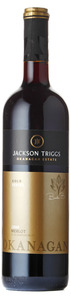 Jackson Triggs Merlot Gold Series 2008, BC VQA Okanagan Valley Bottle
