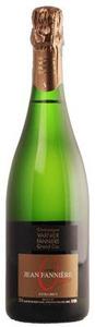 Jean Fannière Origine Grand Cru Extra Brut Champagne Bottle