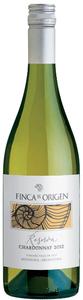Finca El Origen Chardonnay Reserva 2012, Uco Valley, Mendoza Bottle