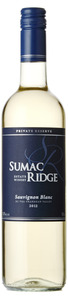 Sumac Ridge   Private Reserve Sauvignon Blanc 2012 Bottle