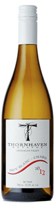 Thornhaven Sauvignon Blanc Chardonnay 2012, BC VQA Okanagan Valley Bottle
