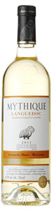 La Cuvee Mythique White 2011, Languedoc Bottle