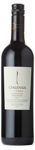 Chilensis Reserva Carmenère 2012 Bottle