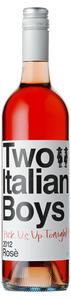 Two Italian Boys Rose 2012, Adelaide Hills Bottle