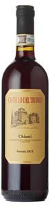 Castello Del Trebbio Chianti 2011, Tuscany Bottle