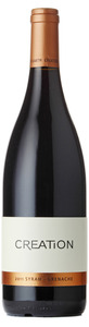 Creation Syrah Grenache 2011, Walker Bay Bottle