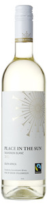 Place In The Sun Sauvignon Blanc 2012, Western Cape Bottle