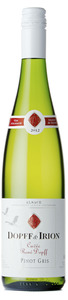 Dopff & Irion Cuvee Rene Dopff Pinot Gris 2012, Alsace Bottle