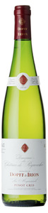 Dopff & Irion Les Masquisards Pinot Gris 2010, Alsace Bottle