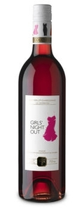 Girls Night Out Merlot Chardonnay Rose 2007, Ontario VQA Bottle