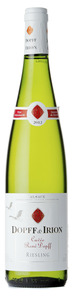 Dopff & Irion Cuvee Rene Dopff Riesling 2012, Alsace Bottle