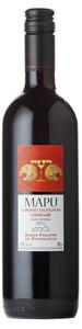 Mapu Cabernet Sauvignon Carmenere 2012, Central Valley Bottle