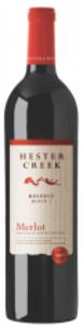 Hester Creek Block 2 Reserve Merlot 2011, BC VQA Okanagan Valley Bottle